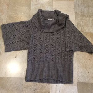 2/$20 Gray cowl neck sweater